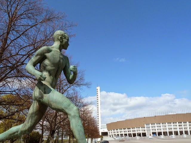 Päiväretkellä: Olympiastadion ja Eläintarha