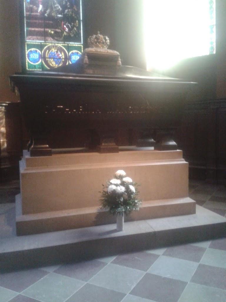 Lepääkö tässä ainoa Suomeen haudattu kuninkaallinen?