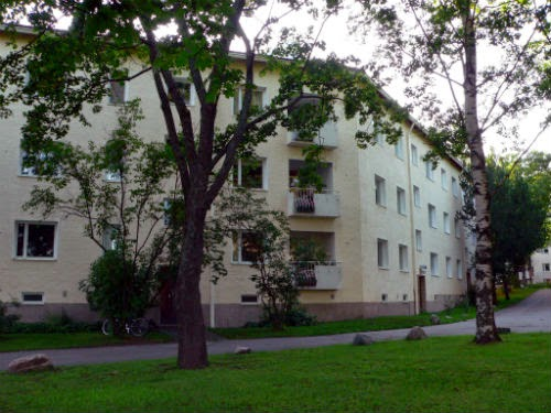 Eläköön Evita – Käpylän Kisakylää suojellaan