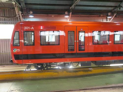 Tältä näyttää Helsingin uudet metrot