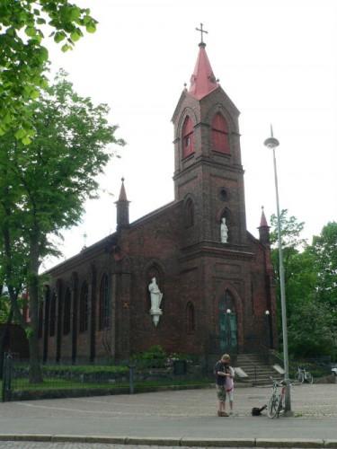 Pyhän Henrikin katedraali 2