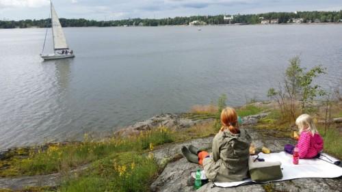 Itä-Helsingissäkö ei mitään tekemistä? | | Pauli Jokinen