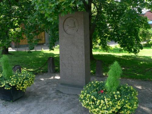 saksalaisen sotilaan hauta