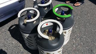 Kippari-Caravanilta kaasut Kivinokkaan
