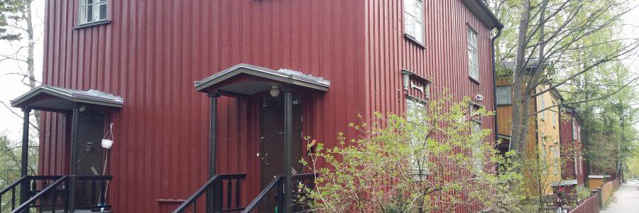 Käpylän arkkitehtuurilenkki – 12 kohdetta