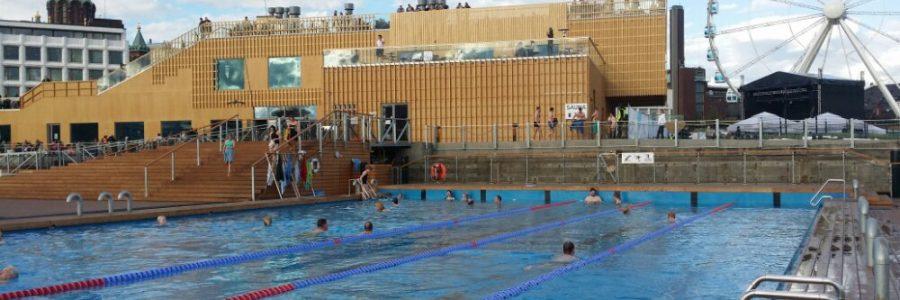 5 syytä käydä Allas Sea Poolissa