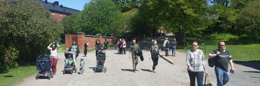8 syytä vierailla lasten kanssa Suomenlinnassa