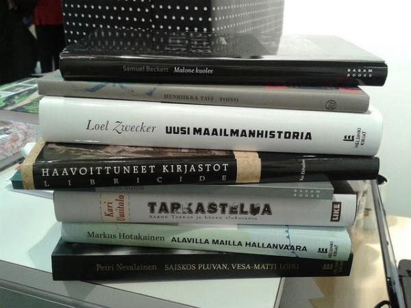 Katso mitä kaikkea Kirjamessuilta saa 16 eurolla