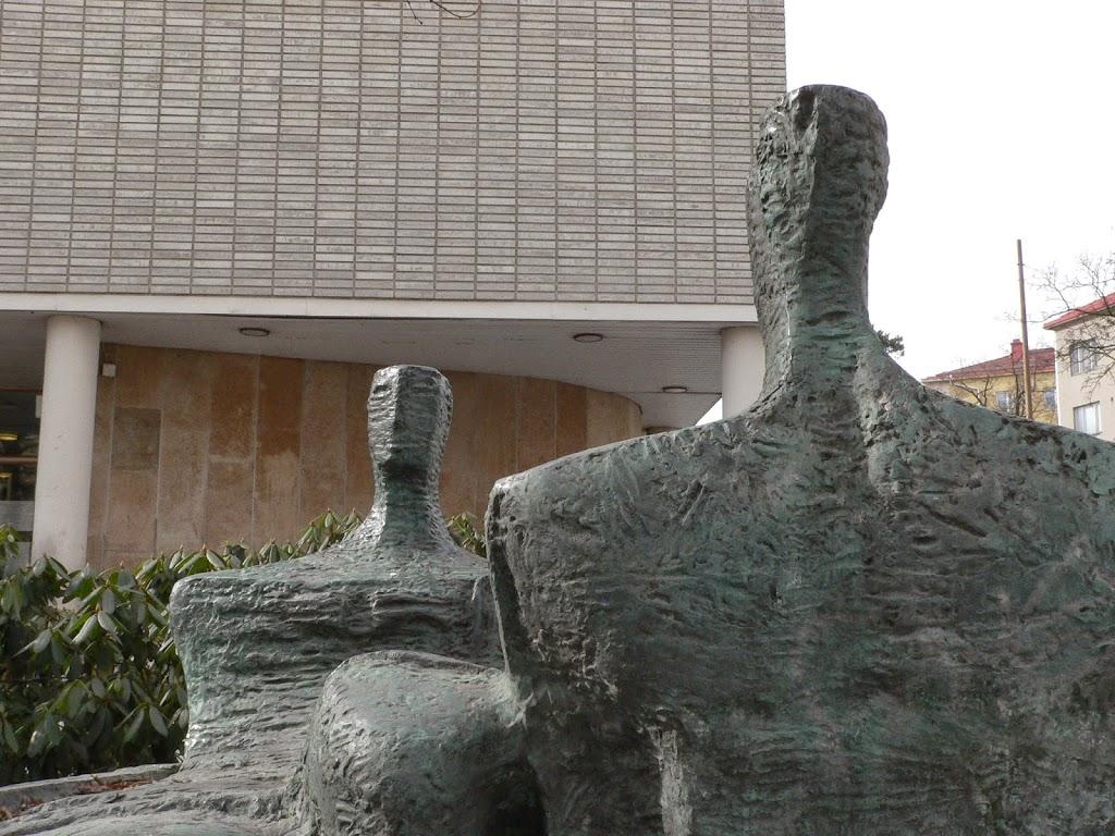 Kari Juvan muisto elää Helsingin katukuvassa