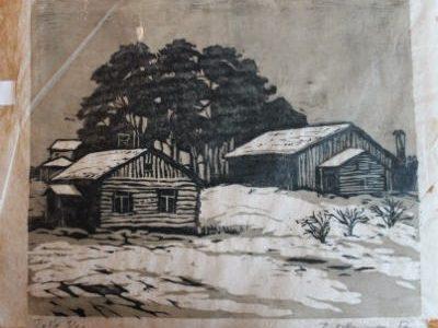 Kanadan-espanjalainen kuva-arvoitus Kivinokasta