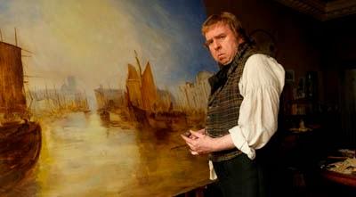 Arvio: Yliarvostettu Mr. Turner