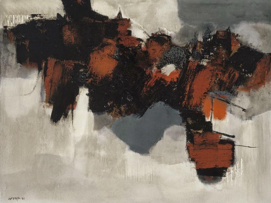 Arvio: Vaikuttava Esko Tirronen Amos Andersonin taidemuseossa