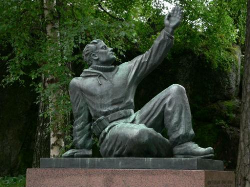Haagan sankaripuisto
