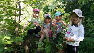 Lapset löysivät maakellarin viime vuosituhannelta