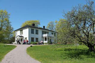 Vierailu Stansvikin kesämaja-alueella
