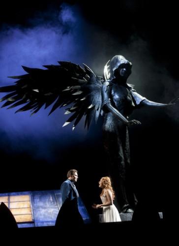 Oopperan kummitus. Kuva: Stefan Bremer.