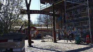 Terveisiä Christianiasta