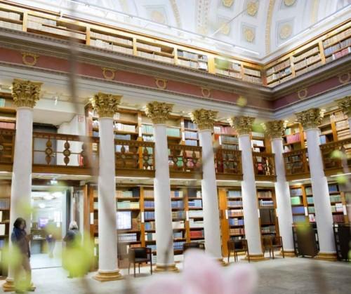 kaunis helsinki - kansalliskirjasto