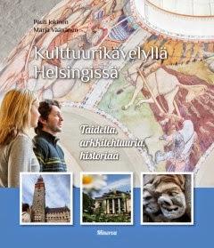 kulttuurikävelyllä Helsingissä