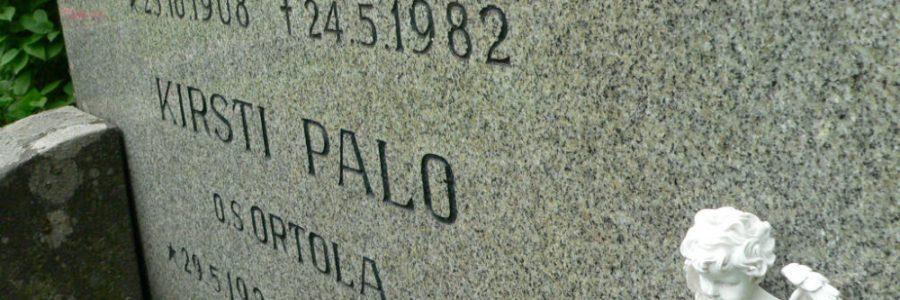 Julkkiskierros Malmin hautausmaalla