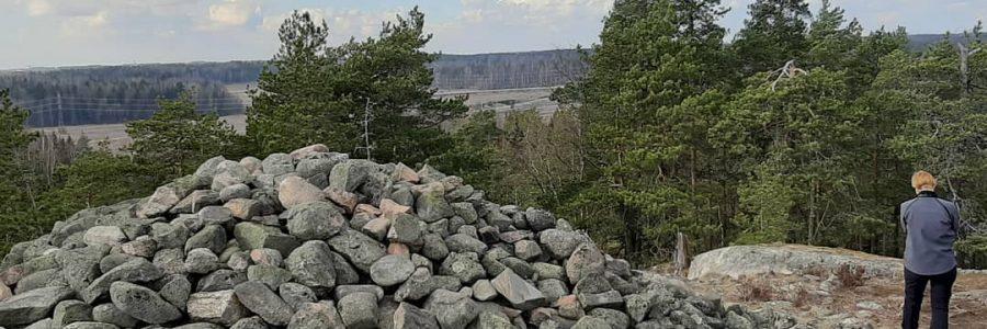 Retki Kasakallion huipulle